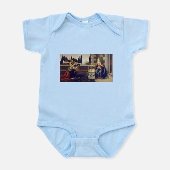 leonardo da vinci Infant Bodysuit