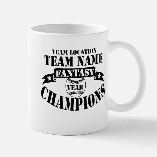FBB CHAMPS BLK Mug