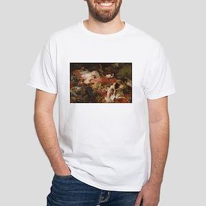 delacroix White T-Shirt
