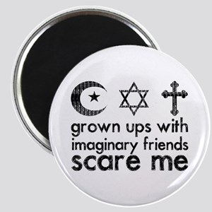 Imaginary Friends Magnet