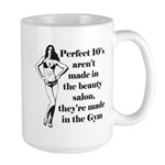 perfect 10 Large Mug