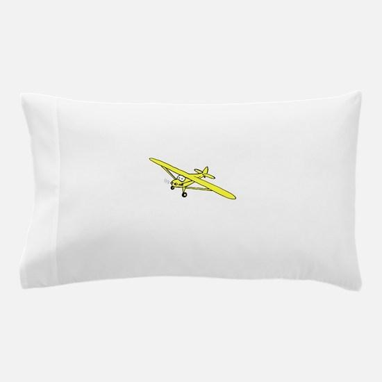 Yellow Cub Pillow Case