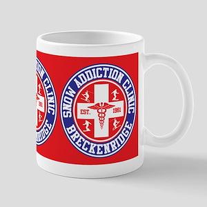 Breckenridge Snow Addiction Clinic Mug