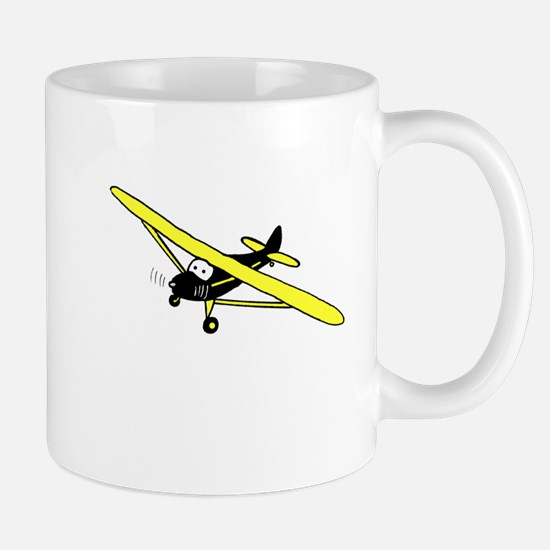Black and Yellow Cub Mug