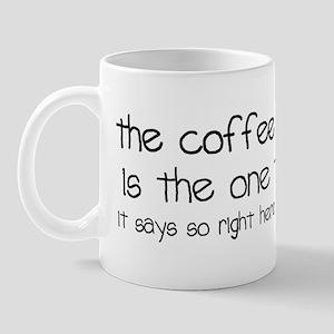 Coffee Mug Religion Mug