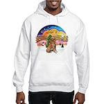 XMusic2 - Golden (#3) Hooded Sweatshirt