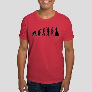 Princess evolution Dark T-Shirt
