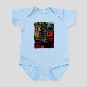 Psychedelic Tree Infant Bodysuit