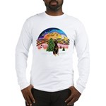 XMusic2 - Doberman (Nat) Long Sleeve T-Shirt