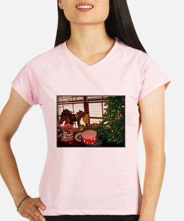 Home for the Holidays Performance Dry T-Shirt