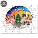 XMusic2 - Dandi Dinmont (slv) Puzzle
