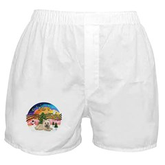 XMusic2-Cairn T(#4) Boxer Shorts