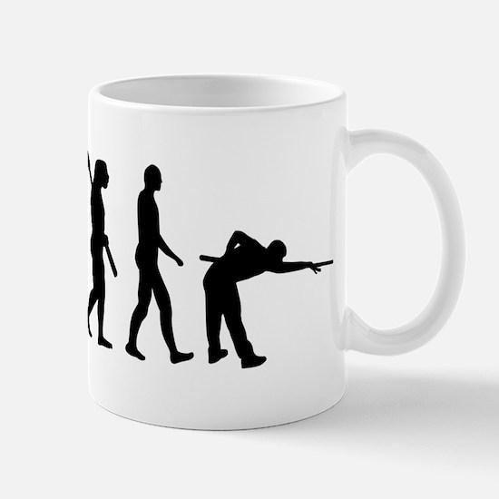Pool billards evolution Mug