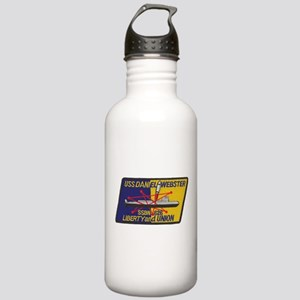 USS DANIEL WEBSTER Stainless Water Bottle 1.0L
