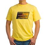 USS DANIEL WEBSTER Yellow T-Shirt