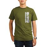 Chows Rule Chow Chow Organic Men's T-Shirt (dark)