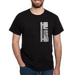 Chows Rule Chow Chow Dark T-Shirt