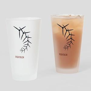 Propeller Drinking Glass