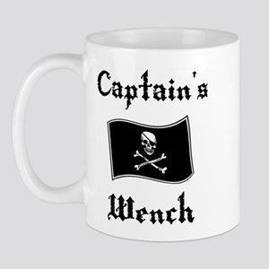 Captain's Wench Mug