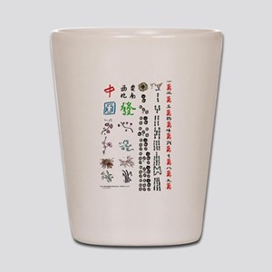 MahjongPanel Shot Glass