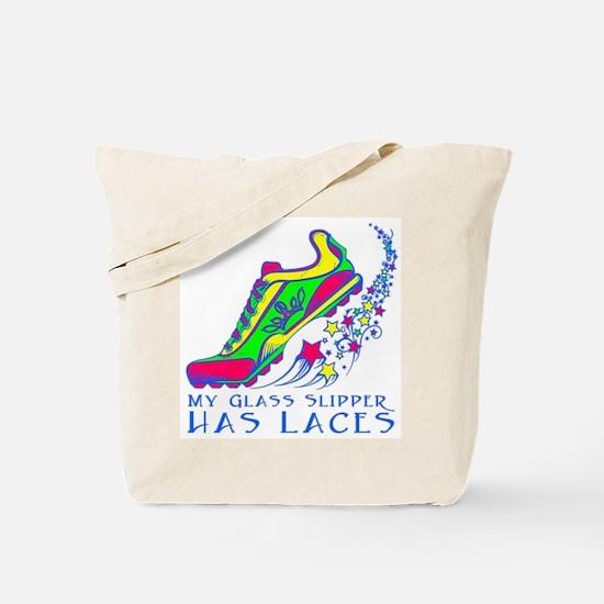 Running Shoe Tote Bag