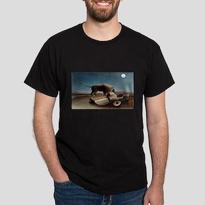henri rousseau Dark T-Shirt