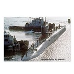 USS FRANCIS SCOTT KEY Postcards (Package of 8)
