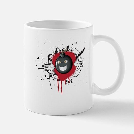 Crazy Bomb Mug