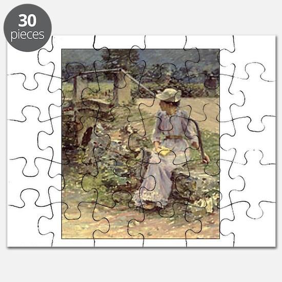 theodore robinson Puzzle
