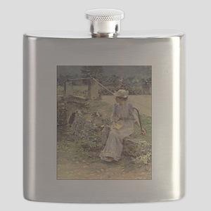 theodore robinson Flask