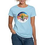 XMusic2 - Two HL Cresteds Women's Light T-Shirt