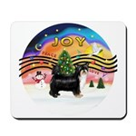 XMusic2-Puff Crested (BT) Mousepad