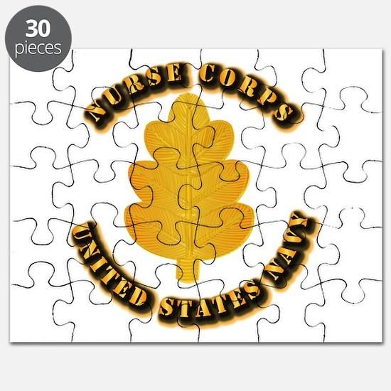 Navy - Nurse Corps Puzzle