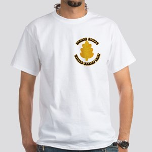 Navy - Nurse Corps White T-Shirt