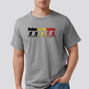 Belgium Field Hockey Mens Comfort Colors Shirt