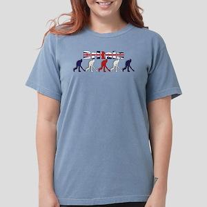 Britain Field Hockey Womens Comfort Colors Shirt