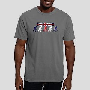 Britain Field Hockey Mens Comfort Colors Shirt