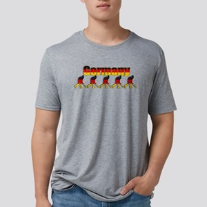 Germany Field Hockey Mens Tri-blend T-Shirt