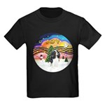 XM2 - Tri Cavalier Kids Dark T-Shirt