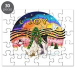 XMusic2-Two Fox Terriers Puzzle