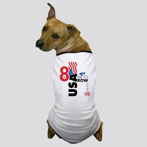 8 in a Row Dog T-Shirt
