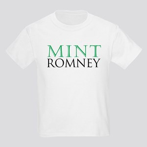 Mint Romney Kids Light T-Shirt