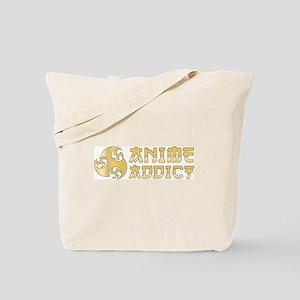 Anime Addict Tote Bag