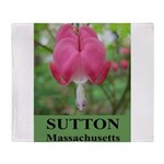 Sutton Massachusetts Throw Blanket