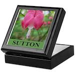Sutton Massachusetts Keepsake Box