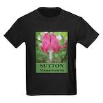 Sutton Massachusetts Kids Dark T-Shirt