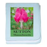 Sutton Massachusetts baby blanket