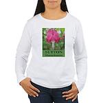 Sutton Massachusetts Women's Long Sleeve T-Shirt