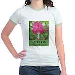 Sutton Massachusetts Jr. Ringer T-Shirt