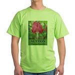 Sutton Massachusetts Green T-Shirt